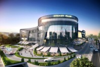 A Plus Shopping Centre, Istanbul, Turkey