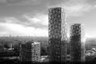 Göztepe Mixed Use Towers, Istanbul, Turkey