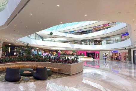Vadistanbul AVM Shopping Center Interiors, Istanbul, Turkey